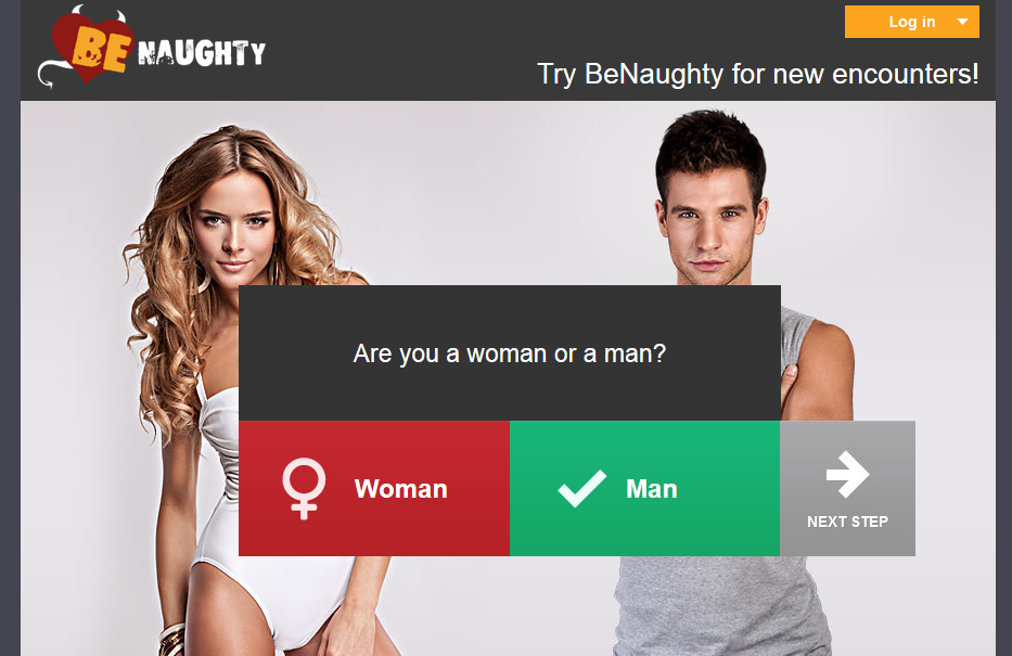 BeNaughty Adult Dating Site Review