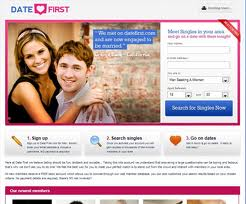 DateFirst Dating Site