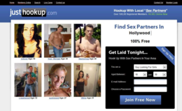 Justhookup Adult Dating Site Review