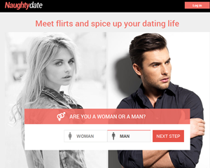 NaughtyDate Mobile Dating Site