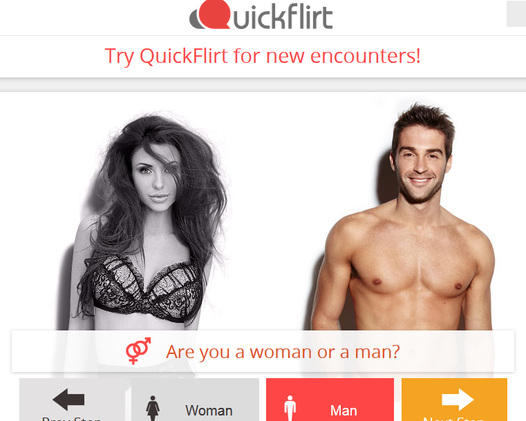 QuickFlirt Adult Dating Site Review