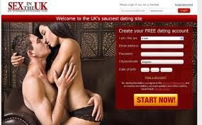 SexInTheUk Adult Dating Site