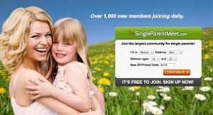Single Parent Meet Dating Site