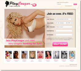 PlayCougar Dating Sites