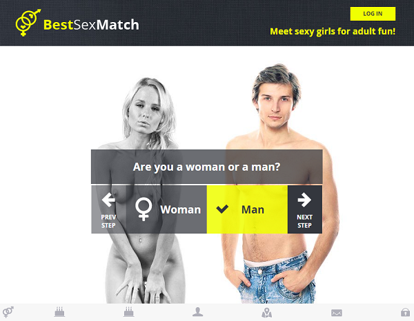 BestSexMatch Adult Dating Site Review