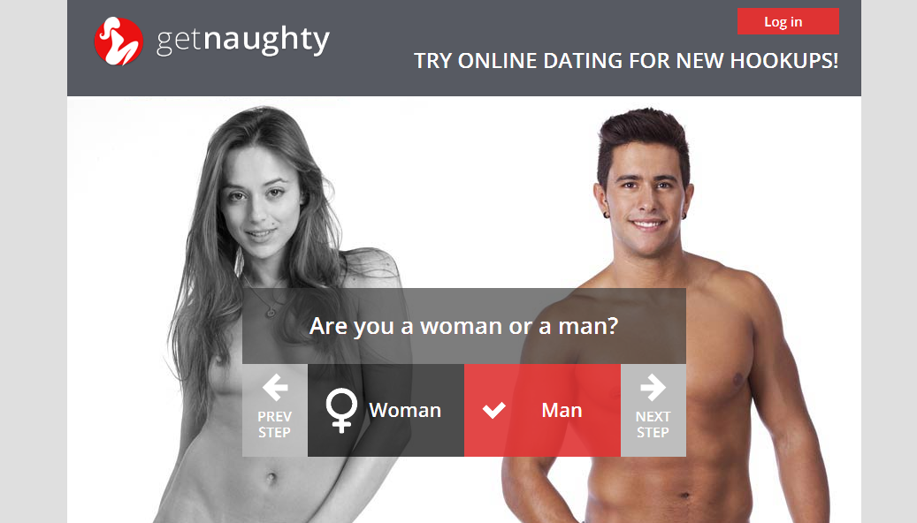 GetNaughty Adult Dating Site Review