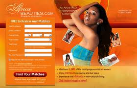 AfricaBeauties Dating Site