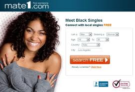Mate1 Black Dating Site